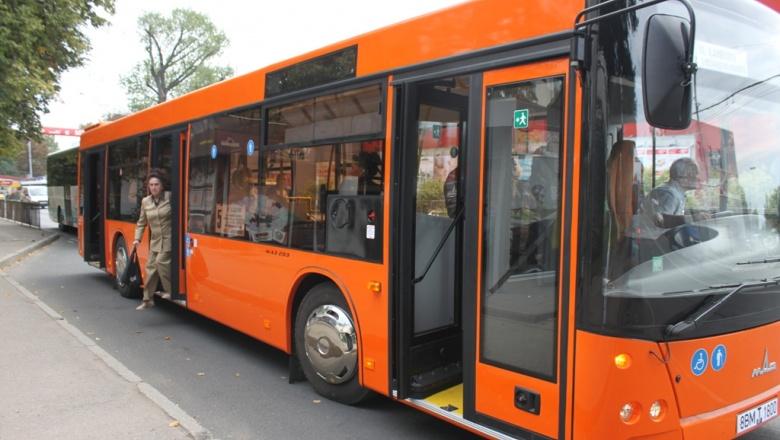 Автобус Калининград