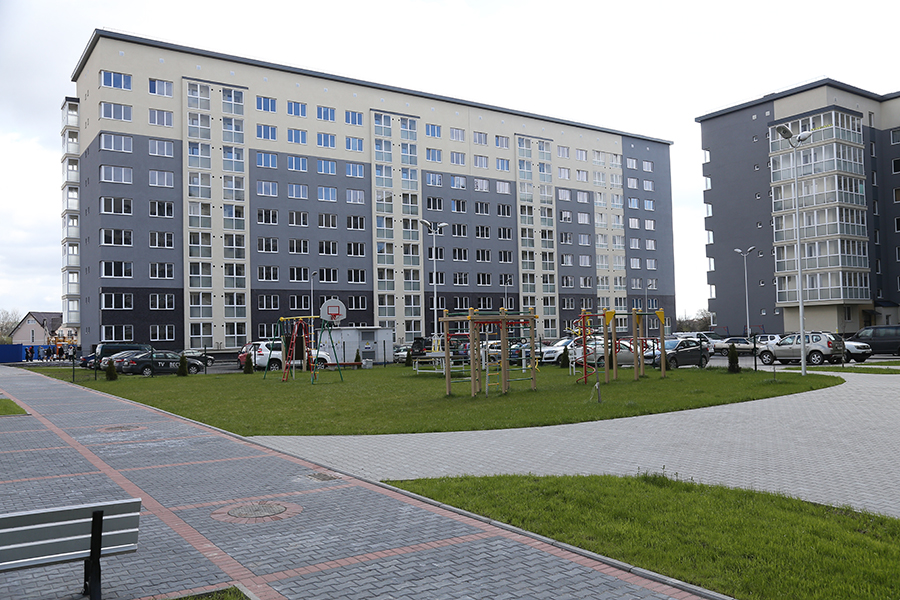 Ключи отсчастья: вКалининграде закончились мучения дольщиков «Су-155»