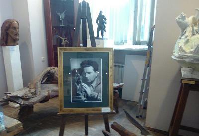 Брахерт в музее Коненкова