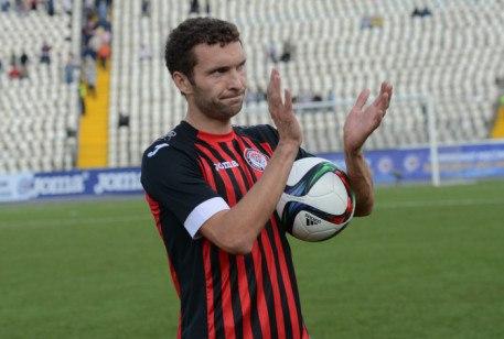 Отыгравший 15 сезонов за«Амкар» Иван Черенчиков покинул клуб