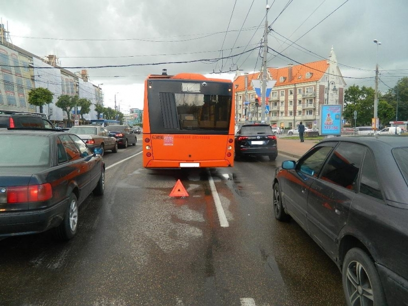 ДТП на Ленинском