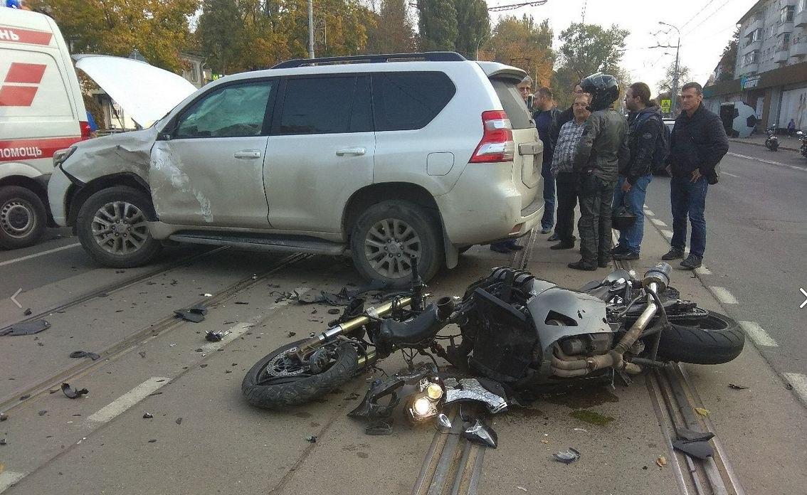 Погибшему наСоветском проспекте вКалининграде мотоциклисту было 29 лет
