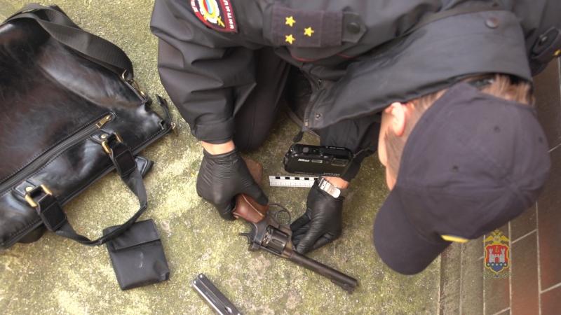 полиция задержала Художника