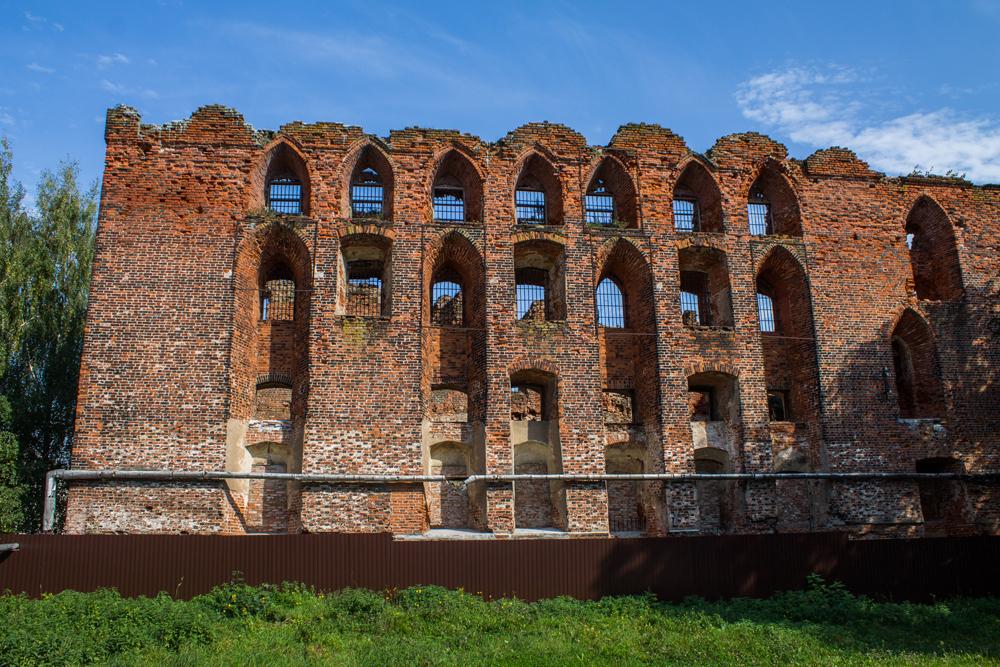 замок Рагнит