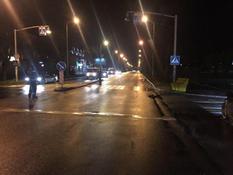 Автоледи вКалининграде сбила 5-летнюю девочку сматерью на«зебре»