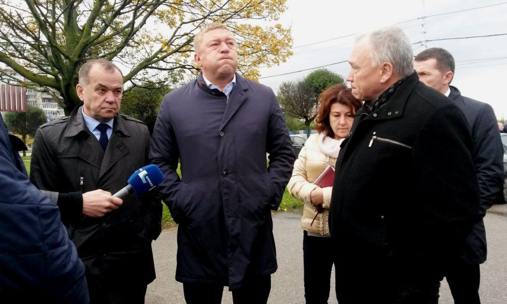 Наконкурс повыбору главы города Калининграда допустили 3 человека
