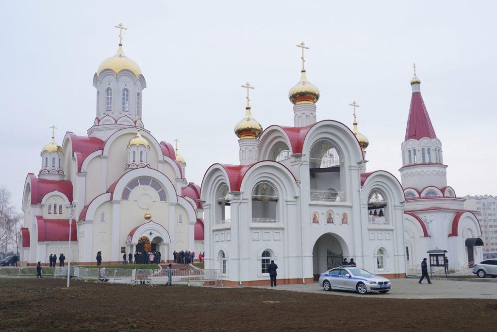 храм Святой Лидии