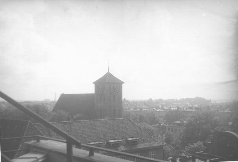 Альтросгартенская кирха — Altroßgärter Kirche