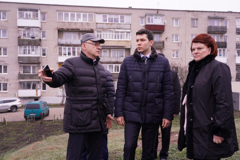 Алиханов, Булычев и Оргеева
