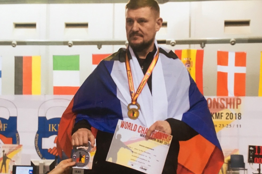 Михаил Бабушкин