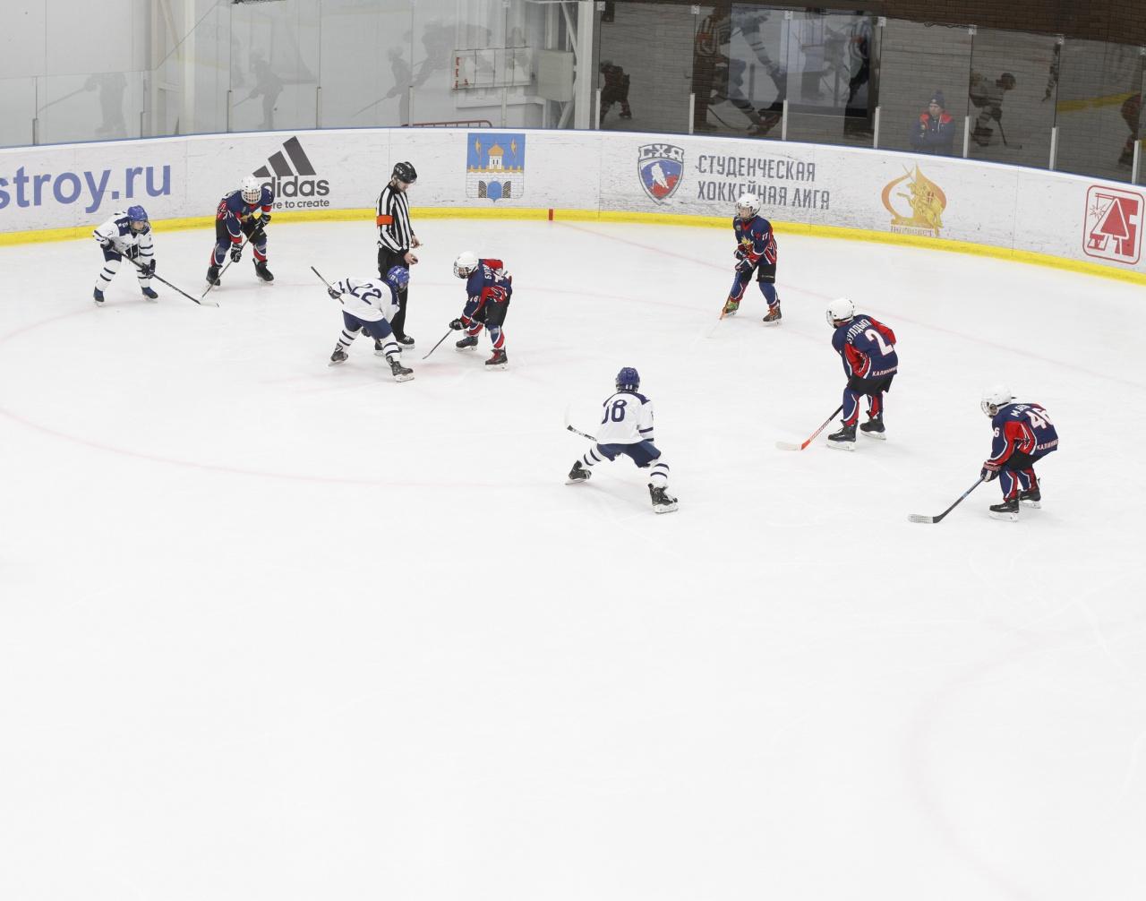 Хоккеисты Янтарной звезды 2008