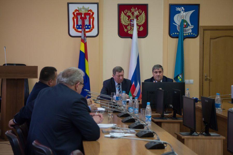 Силанов и белорусская делегация