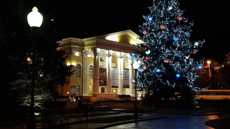 театр новогодний