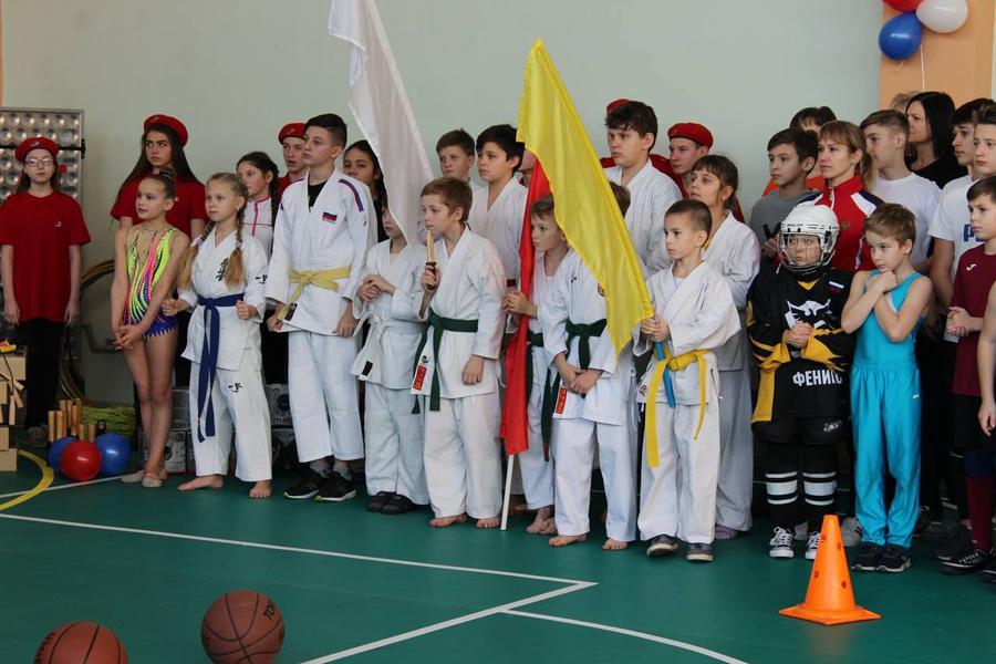 дети спорт
