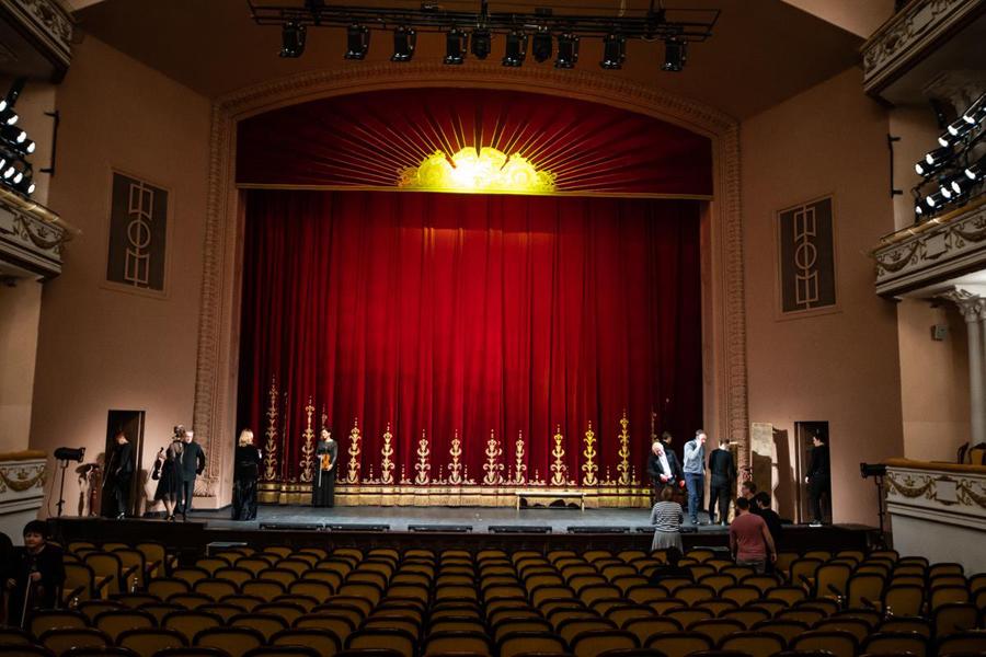 драмтеатр сцена