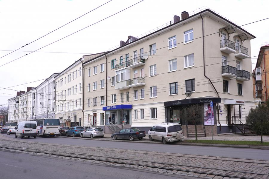 дом проспект Мира