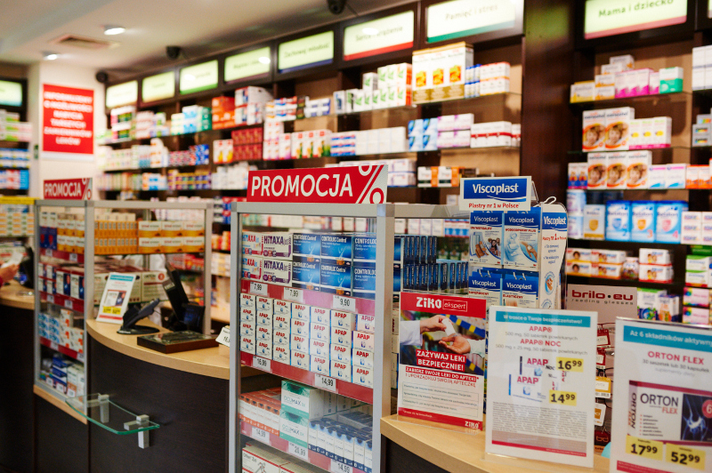 аптека в Польше