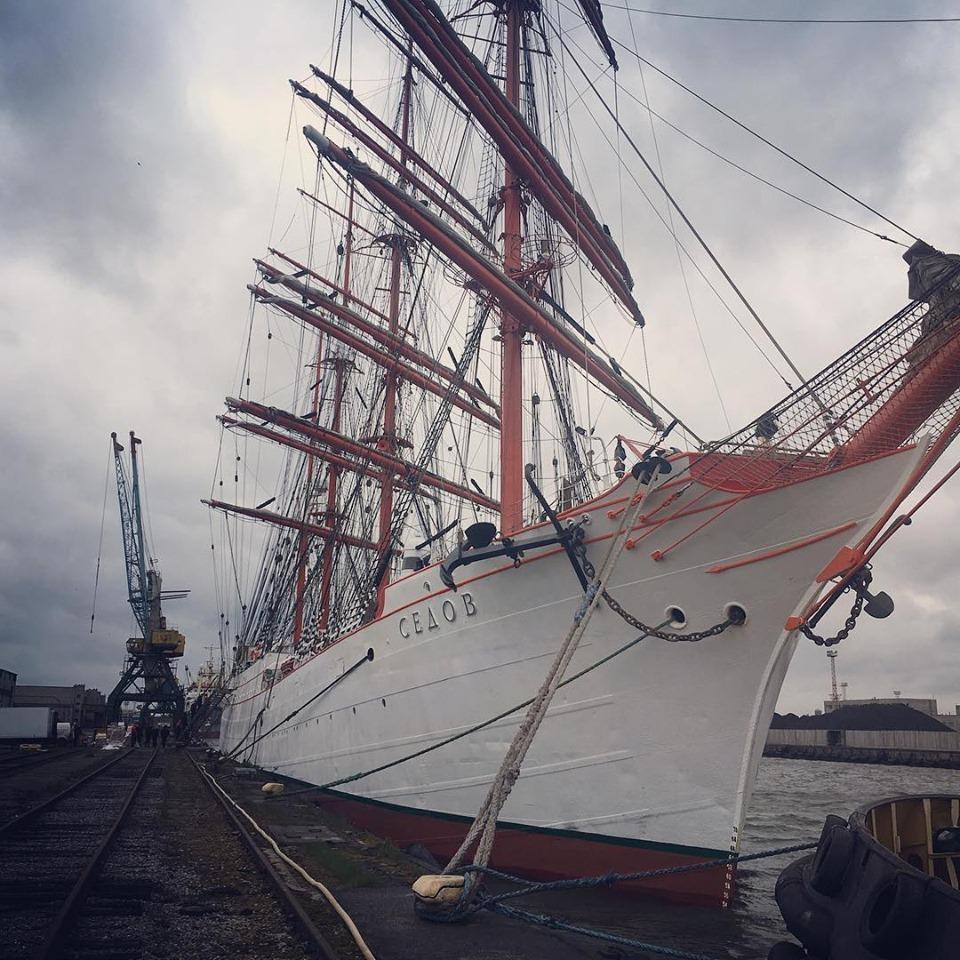 Седов прибыл в Калининград