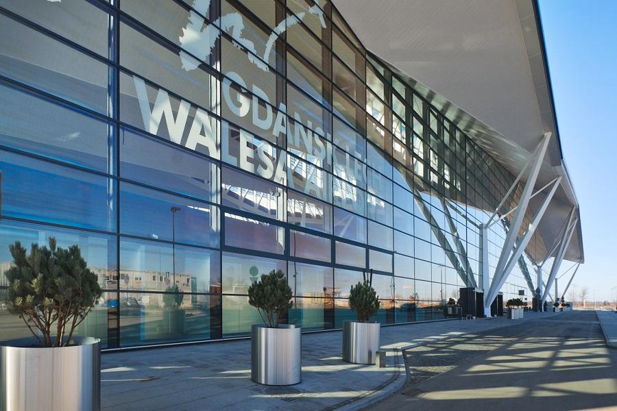 аэропорт имени Леха Валенсы в Гданьске