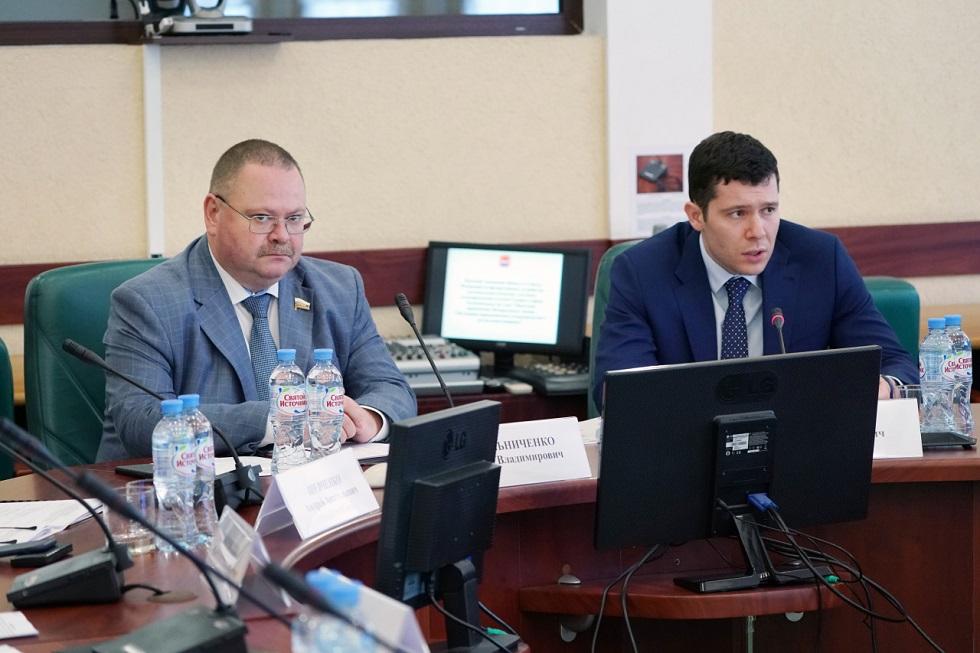 Алиханов и электронные визы