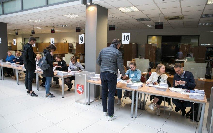выборы президента Литвы