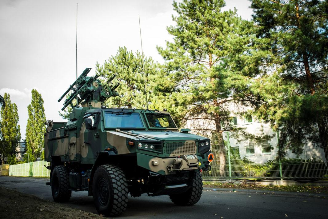 система ПВО Попард
